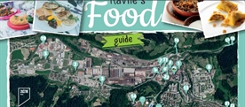 Ravne's food guide